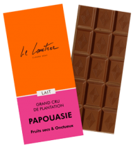 Tablette chocolat grand cru pure plantation Mexique